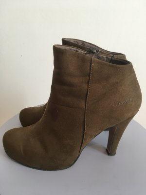 High Heel Stiefelette Tamaris top Zustand Gr. 38