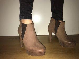 High Heel Stiefelette Vera Gomma/Piolo