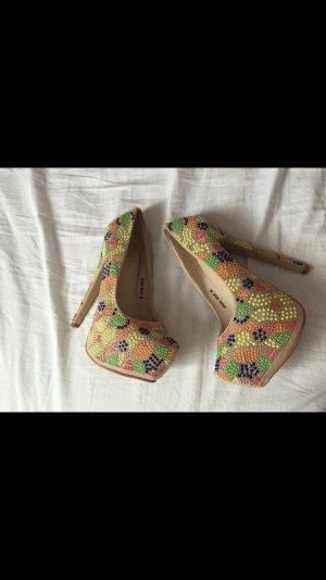 Jumex Tacones altos multicolor