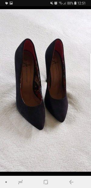High Heels 38 schwarz