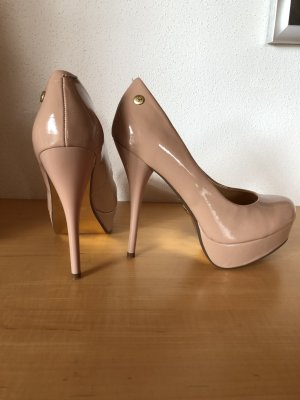 Blink High Heels nude-beige