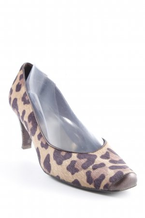 High Heels animal pattern extravagant style