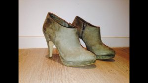 High heels ankle Boots Wildleder Größe 36