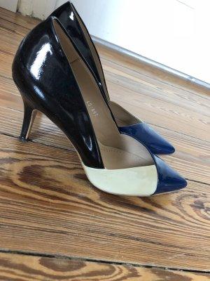 High Heels aus Italien Echtes Leder Gr. 40