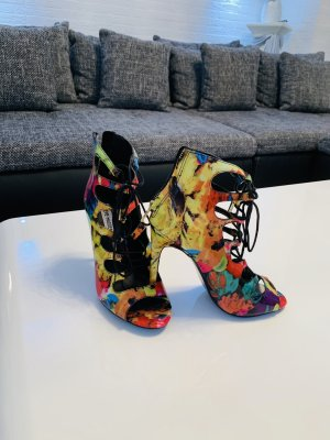 Steve Madden Lace-up Pumps multicolored