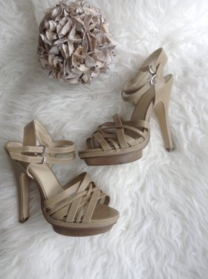 High Heels / beige / Gr. 39 / Catwalk