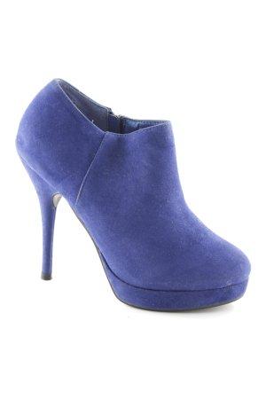 High Heels blau Elegant