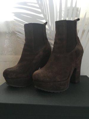 High Heels Boots Keilabsätze