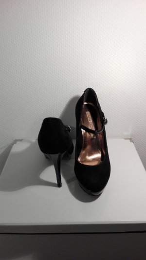 High-Heels BUFFALO schwarz