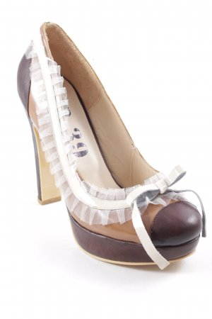 High Heels Colourblocking Elegant