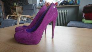 Blink High Heels purple