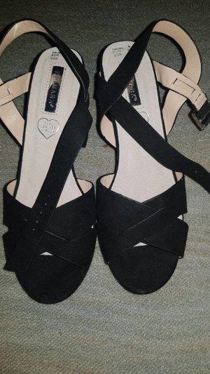 40 Grad High Heels black