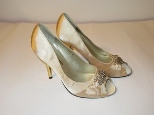 High Heels *gold* *wie neu*