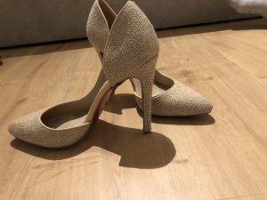 coco-california High Heels cream-beige