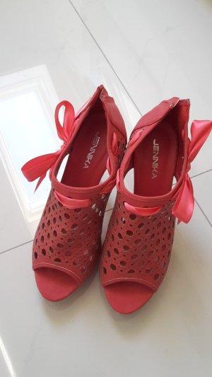 Jennika Tacones altos rosa-rosa