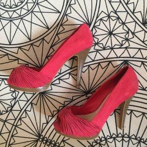 High Heels Gr 38 Zara rot