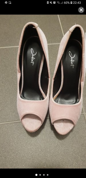 & other stories High Heels rose-gold-coloured