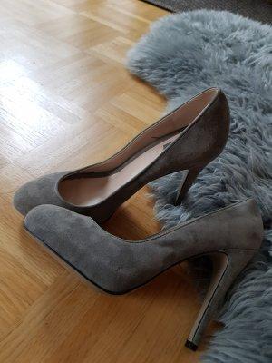 High Heels grau 38 Zara
