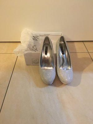 High Heels Highheels Gr 37 Glieds Glitzernd Super Me Schuhe Abend Party