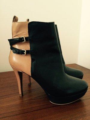 High heels, hingucker, 2 farbig, kaum getragen