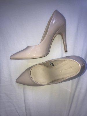 High heels in beige | Größe 39 - 1x getragen