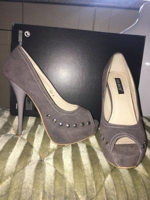 High heels in grau  gr. 38