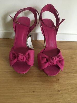High heels in pink von Mango in 40