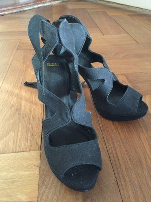 High Heels in schwarz