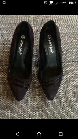 High Heels in schwarz Größe 37