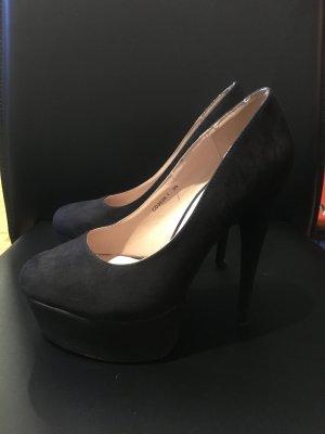 High Heels, in schwarz Größe 39