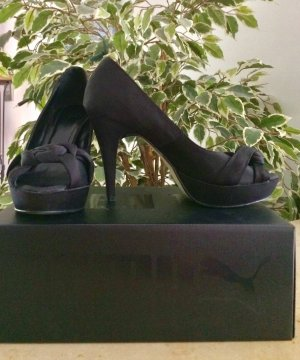 High Heels In Schwarz Von Starlet By Humanic *Gr.41*