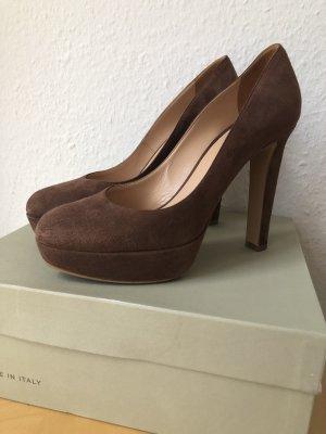 High Heels Leder Schuhe von Ritaeliseo
