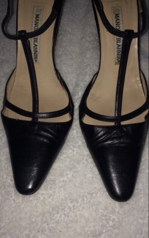 High Heels Manolo Blahnik Gr 39