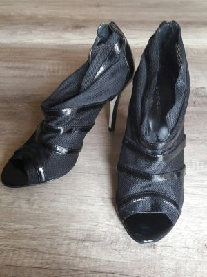 High Heels mit Netz = Fehlkauf :-/