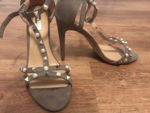 High heels mit Nieten