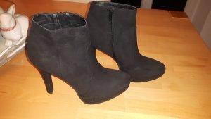 High heels mit Plateau