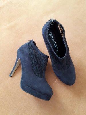 high heels mit spitzen