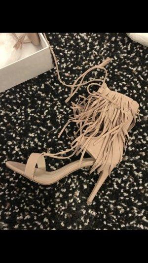 High heels nude 39 NEU