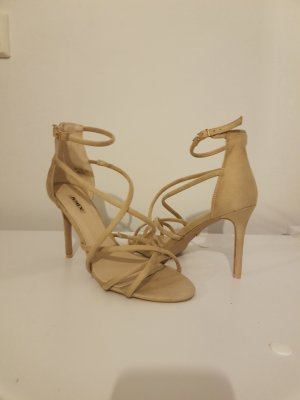 High Heels Nude/Beige