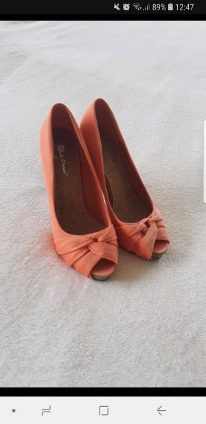 High Heels orange 38