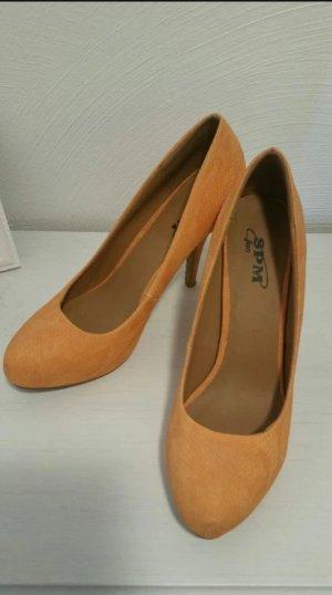 High Heels orange