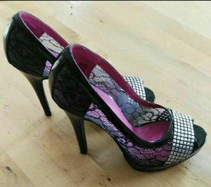 High Heels, Peeptoes, Gr. 36