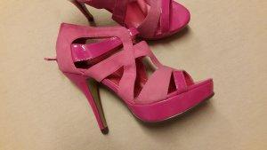 High Heels pink Gr. 37