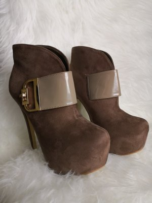 High Heels / Plateau / Ankle Boot