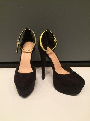 High heels Plateau Pumps gr 40 asos