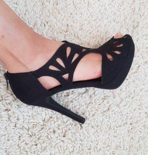 High Heels/ Plateau Schuhe Gr.37