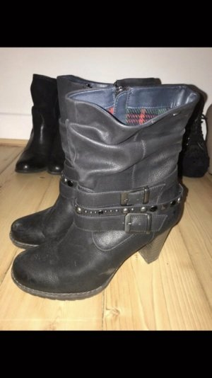 High Heels pumps 38 39 schwarz tom tailor taylor