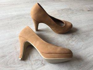 High Heels, Pumps, braun, Größe 38