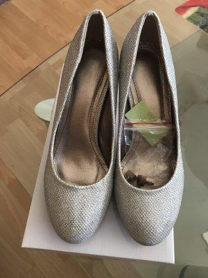 High heels Pumps Glitzer