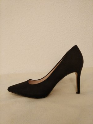 High Heels Pumps Stilettos spitz in schwarz Gr. 38 NEU und ungetragen!